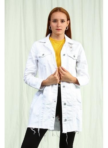 Collezione Ceket Beyaz